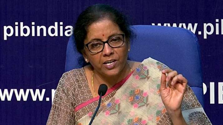 Finance Minister, Nirmala Sitharaman, Oriental Insurance, union budget 2020- India TV Paisa