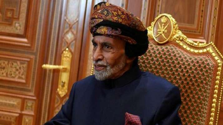 Oman Sultan Qaboos- India TV