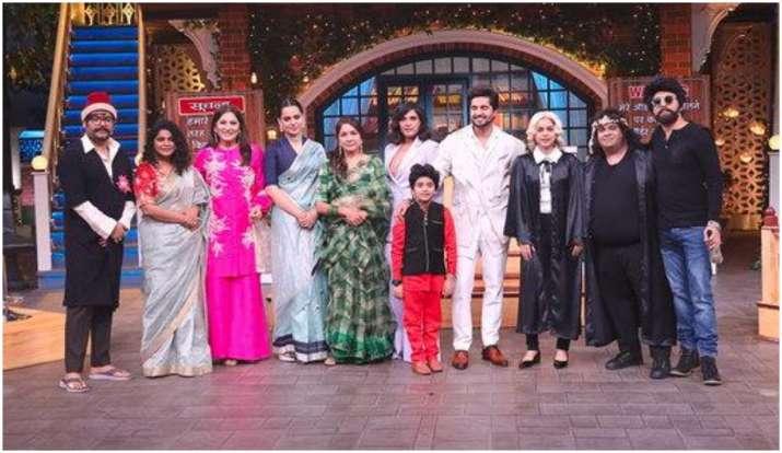 kangana ranaut, panga promotion- India TV