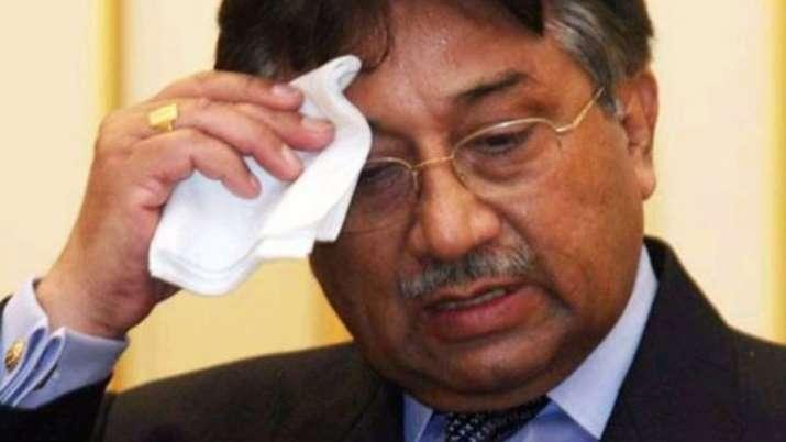 Parvez Musharaff- India TV