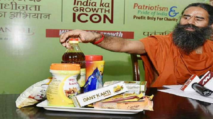 Patanjali group eyes Rs 25k crore turnover in FY20- India TV Paisa