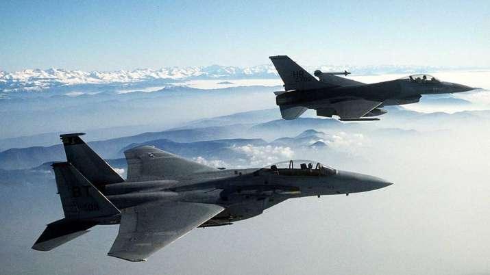 Hashd al-Shabi, Iraq, Iran, Israel, Israel Fighter Planes, Unidentified planes struck targets in Syr- India TV