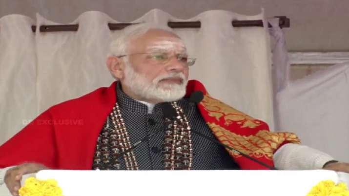 PM modi, PM KISAN, modi in karnataka, Siddaganga Mutt, modi in tumkur- India TV Paisa