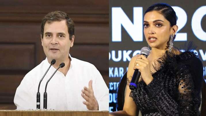 Deepika Padukone wants Rahul Gandhi as Prime Minister of India- India TV