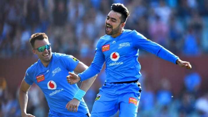Rashid Khan, BBL, Big Bash League, Rashid Khan Hat Tricks- India TV