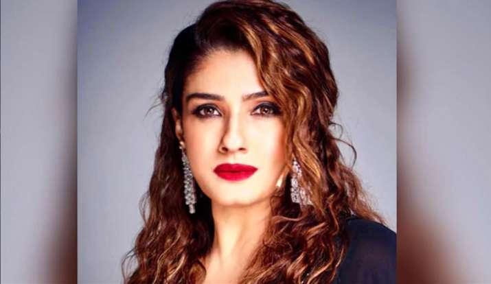Raveena Tandon on jnu- India TV