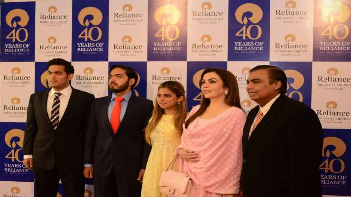 RIL consolidated profit rises 13.5pc to record Rs 11,640cr in Q3- India TV Paisa