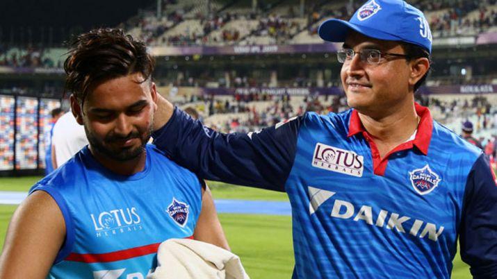 Sourav Ganguly, Rishabh Pant, Team India, India vs Sri Lanka- India TV