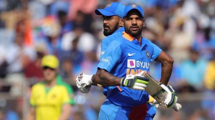 India vs Australia 2nd ODI Rajkot Shikhar Dhawan Injury BCCI Update- India TV