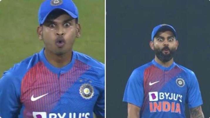 Shreyas Iyer, Virat Kohli, India vs Sri Lanka, Sri lanka vs India, IND vs SL 2nd T20I- India TV
