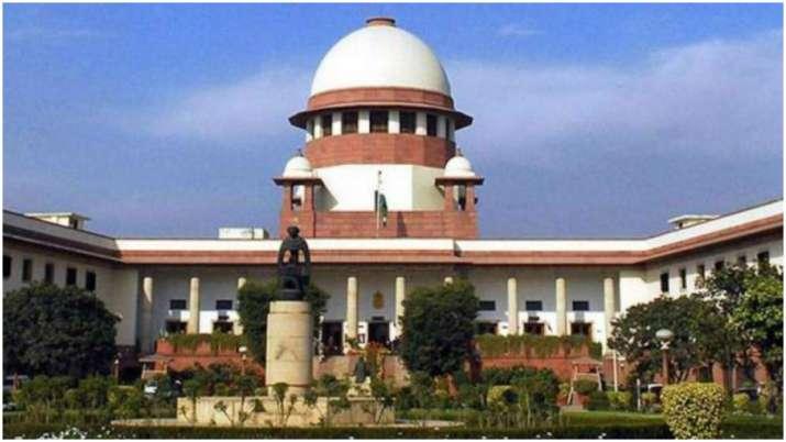 Supreme Court of India (File Photo)- India TV