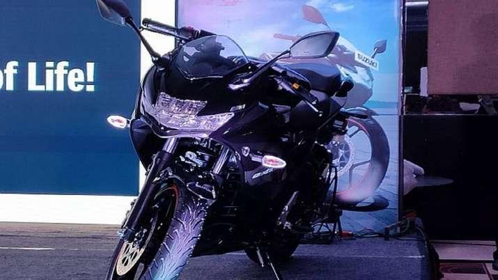Suzuki Motorcycle India - India TV Paisa
