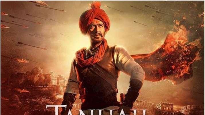 tanhji the unsung warrior- India TV