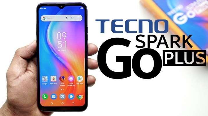 Tecno Spark Go Plus, Tecno smartphone, Tecno Mobile- India TV Paisa