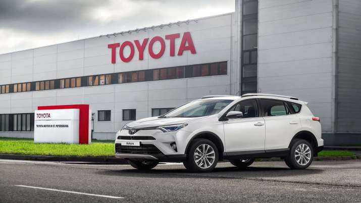 Toyota Kirloskar Motor, auto industry growth, new BS-VI technology, third quarter - India TV Paisa
