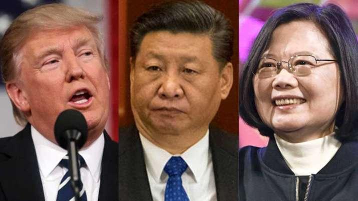 China slams United States, Tsai Ing-wen, Tsai Ing-wen Taiwan, Taiwan- India TV