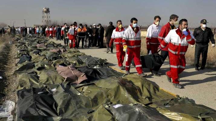 Ukrainian Jet Plane Crash, Iran Plane Crash, Iran Missile Plane Crash- India TV