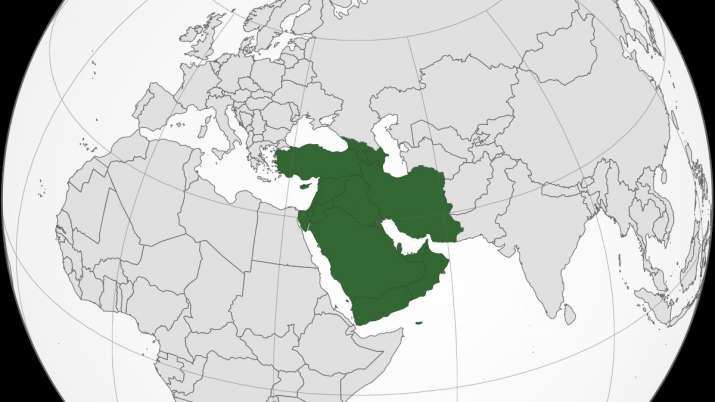 West Asia- India TV