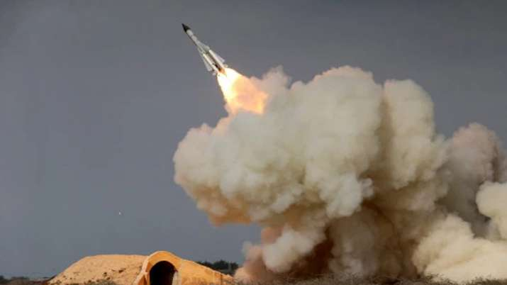 Iran Rocket- India TV