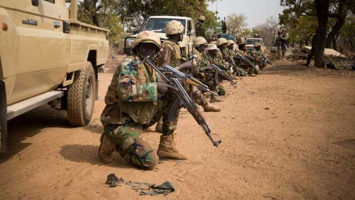 Niger, Niger Attack, Niger Jihadi Attack, Jihadi Attack, Jihadi Attack Near Mali- India TV