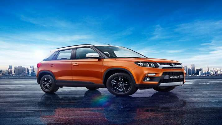 Maruti Suzuki Vitara Brezza crosses 5 lakh sales milestone- India TV Paisa