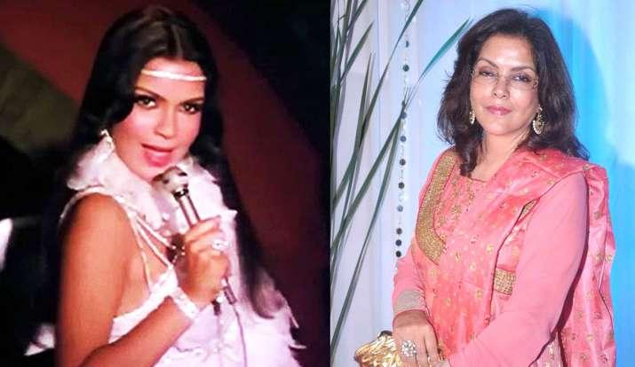 zeenat aman theatre comeback- India TV