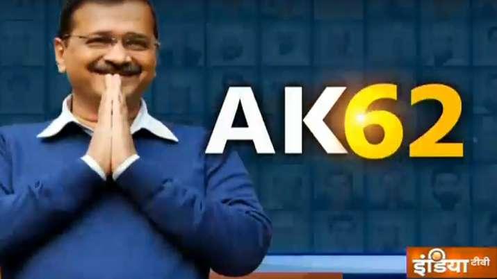 Arvind Kejriwal- India TV