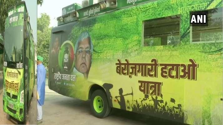 RJD- India TV