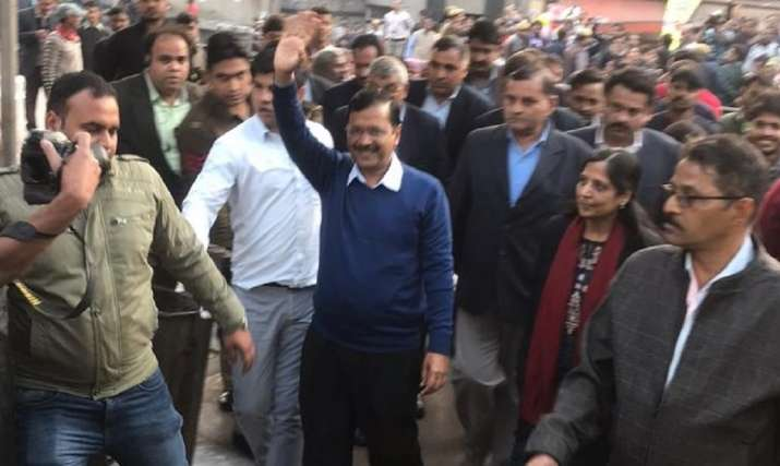 Arvind Kejriwal- India TV