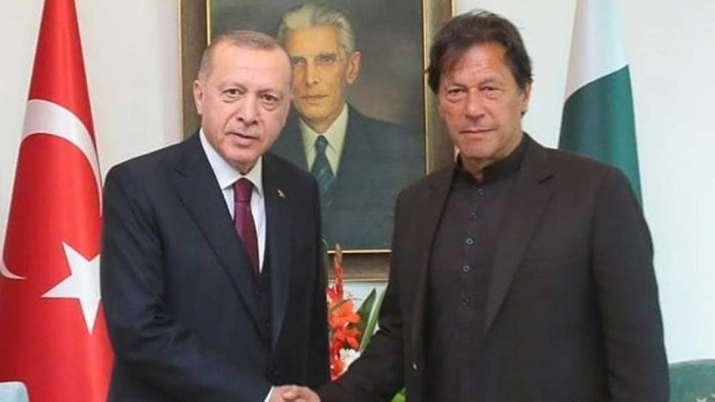 Recep Tayyip Erdogan Kashmir, Recep Tayyip Erdogan Pakistan, Recep Tayyip Erdogan- India TV