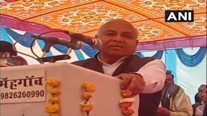 Madhya Pradesh Minister Govind Singh- India TV
