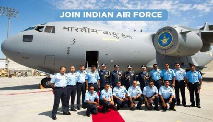 indian air force recruitment 2020- India TV
