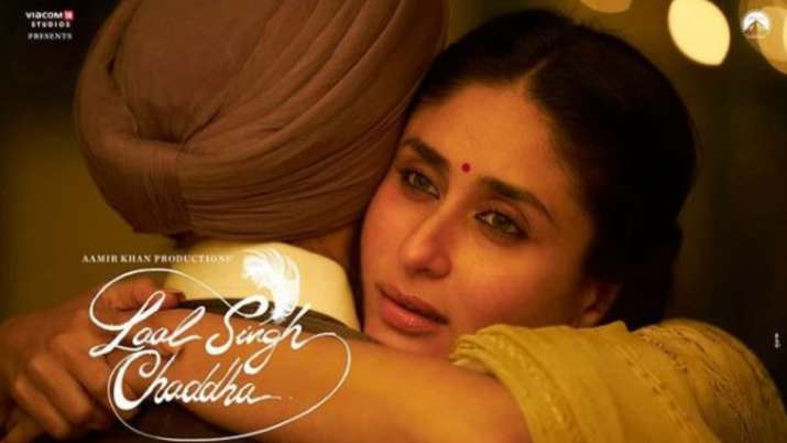 kareena kapoor first look from laal singh chaddha- India TV