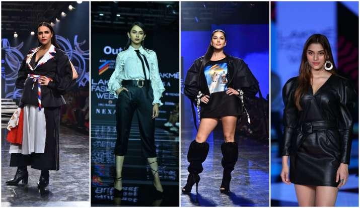 Lakme fashion week- India TV