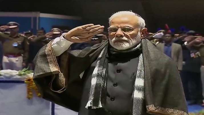 पीएम मोदी, नड्डा, शाह, राजनाथ ने पुलवामा आतंकी हमले के शहीदों को श्रद्धांजलि दी- India TV