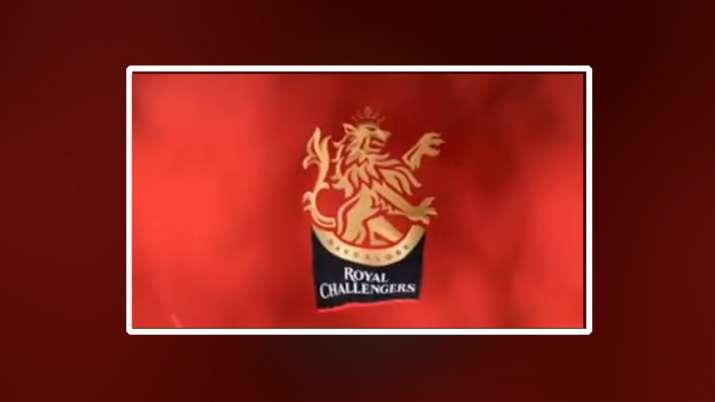 RCB New Logo- India TV