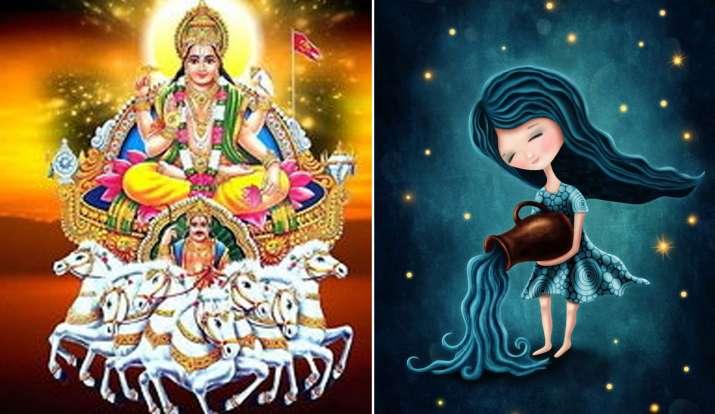 Surya in Aquarius, 13 february- India TV
