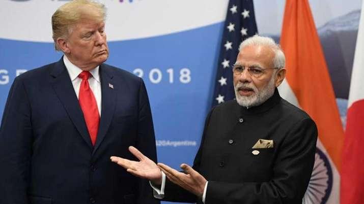 Donald Trump Facebook, Donald Trump Modi Facebook, Donald Trump- India TV