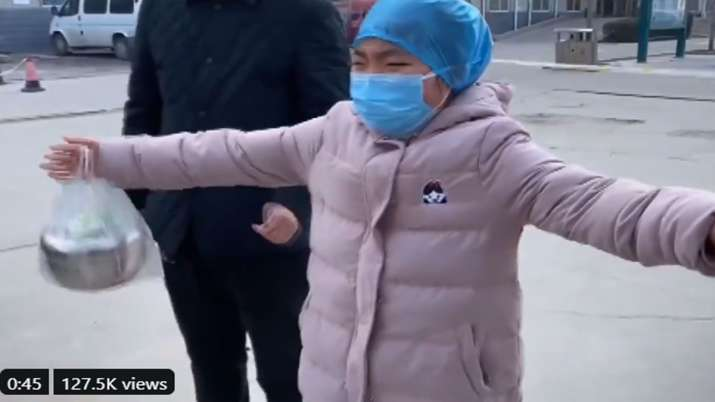 china mother and daughter video- India TV