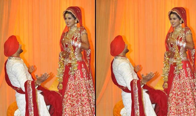 VIDEO: हरभजन सिंह-गीता...- India TV