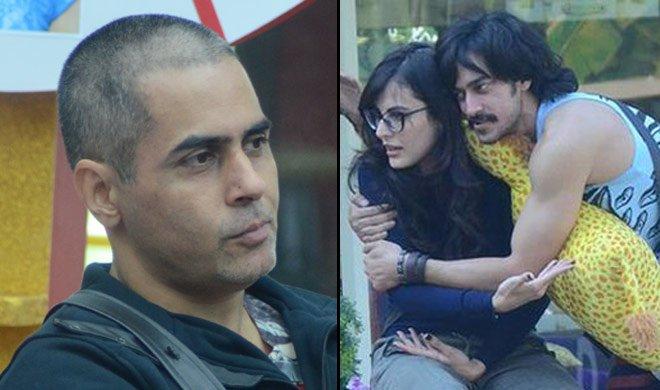 Bigg Boss 9: अमन ने ऋषभ की...- India TV