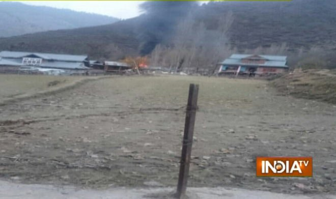 जम्मू-कश्मीर में सेना...- India TV