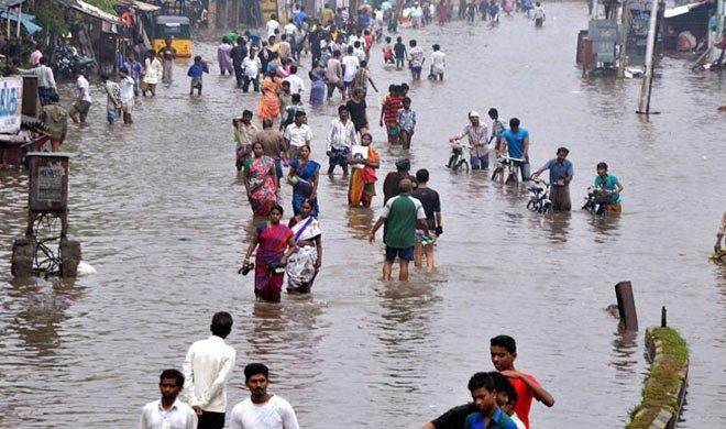 तमिलनाडु में और बारिश...- Khabar IndiaTV