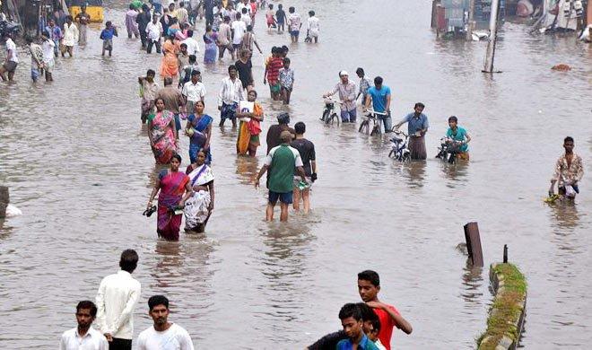 #chennairain: तमिलनाडु में...- Khabar IndiaTV