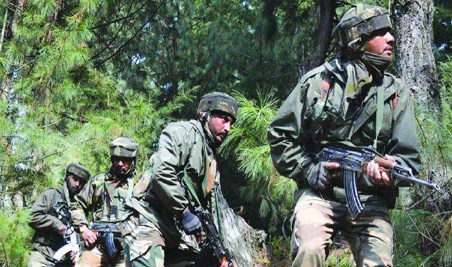 कश्मीर में घुसपैठ में...- Khabar IndiaTV