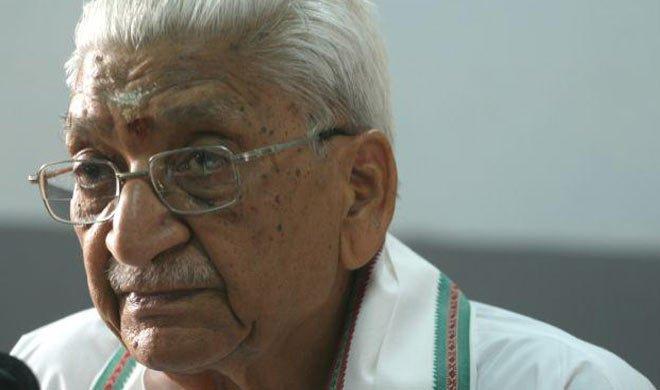 VHP नेता अशोक सिंघल का...- India TV