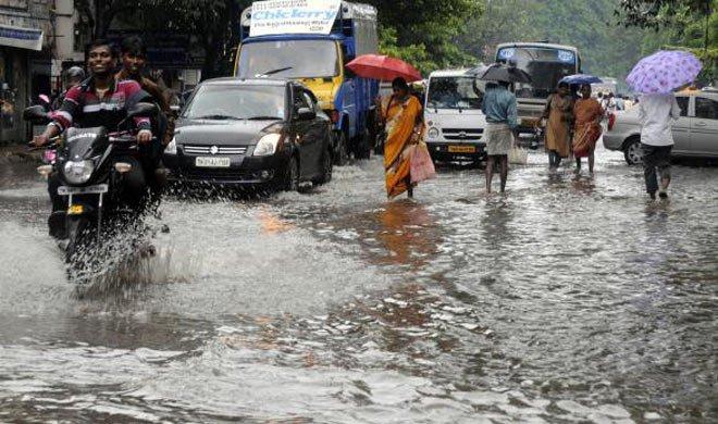 चेन्नई: भीषण बारिश में...- Khabar IndiaTV