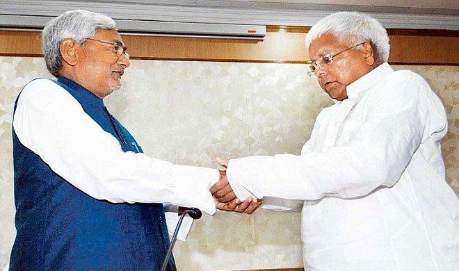 नीतीश के शपथ ग्रहण...- India TV