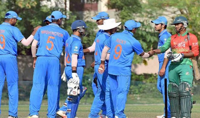 बांग्लादेश को हरा...- India TV