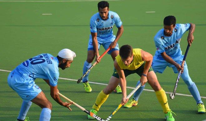 हॉकी टेस्ट: भारत ने...- India TV